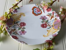 V&A TOILE Ovey Chintz FINE CHINA SIDE PLATE