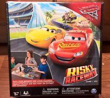 Cars 3 Risky Raceway Board Game Disney Pixar