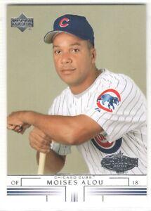 2002 Upper Deck Chicago Cubs Team Set Series 1 and 2