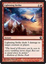 *MRM* ENG 4x Frappe foudroyante (Lightning Strike) MTG Theros