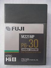 FUJI Hi8 P6-30 Tascam D-88 Tape NEW! Made in Japan