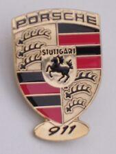 Porsche 911 Lapel Tie Pin Badge