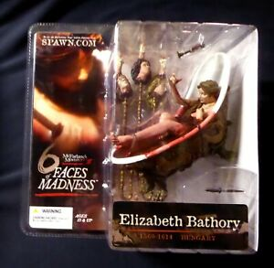Elizabeth Bathory Monsters 3 Faces of Madness New 2004 McFarlane Amricons