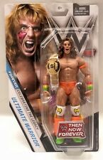 """wwe then now forever Ultimate Warrior 7""""action Figure"""