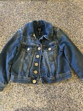 Gap Denim Jacket Aged 3