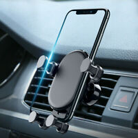 360 In Car Air Vent Mount Cradle Holder Universal Gravity Stand for Phone Cell k