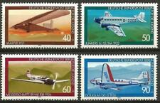 Germany (Berlin) 1979 MNH - Aviation History Junkers Richthofen Messerschmitt