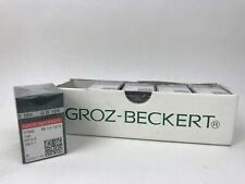 Lot of 100  GROZ-BECKERT DPX5 DBX1 134 Industrial Sewing Machine Needles 120/19