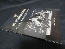 Allman Brothers Band Best of Japan Score Song Book in Mid 70's Duane Gregg Betts