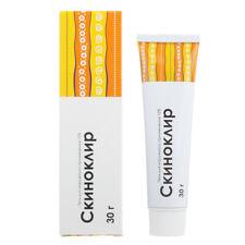 Gel for the treatment of acne Skinoklir 15% 30g