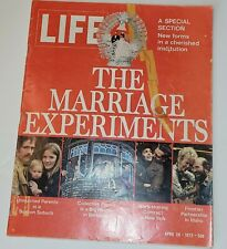 April 28, 1972 LIFE Magazine (Complete) History 1970s ad ads FREE SHIP Apr  29