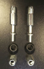 Mirror fitting kit stem nut rubber (pair) for Vespa PX & LML Star by F.A. Italia