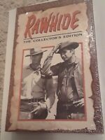 Rawhide VHS Collector's Edition 2 Episodes. NIP