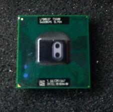 Processeur INTEL CORE 2 DUO MOBILE T5500 1,66Ghz SL9SH Socket M