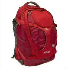 New listing Kurgo G-Train Dog Carrier Backpack for Small Dogs - Color: Red !