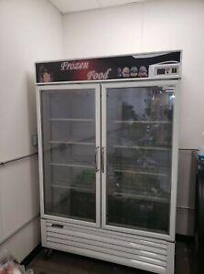 Turbo Air Display Freezer (54 in)