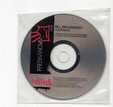 (G725) Bill, Ben & Baggio, Pusherman - DJ CD