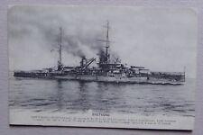 TH851) CPA cuirassé d'escadre BRETAGNE - 1917