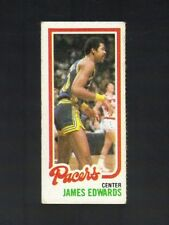 1980-81 TOPPS JAMES EDWARDS #118 INDIANA PACERS