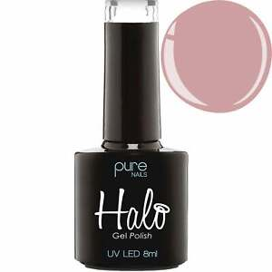 Pure Nails - LED/UV Halo Gel Polish Collection - Cashmere 8ml (N2810)