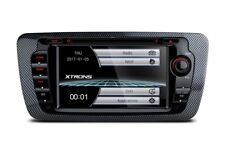 "RADIO DVD GPS LCD TACTIL 7"" PARA SEA IBIZA 6J MK4 2009-2013 CANBUS SD USB BT"