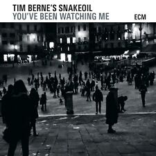 Tim 's snakeoil Berne-you' ve been watching ME CD NUOVO
