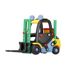 Kit costruzioni giocattolo bambino Mic-O-Mic Carrello elevatore 089.087