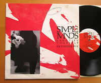 "Simple Minds Sanctify Yourself Extended Mix 12"" Single EXCELLENT 1986 Vinyl"