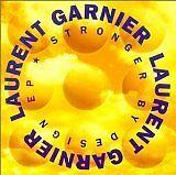 GARNIER Laurent - Stronger by design EP - CD Album