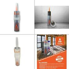 10.1 oz. clear canister to seal and preserve opened tubes of caulk, adhesive,