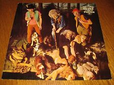 Jethro TULL-THIS cosa LP, Islanda GERMANY 1970,g/f Cover, Pink Island BULL EYE, MINT!