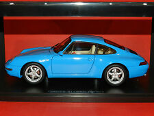 Autoart 1/18 Porsche 911 (993) Carrera Blue Metallic MiB