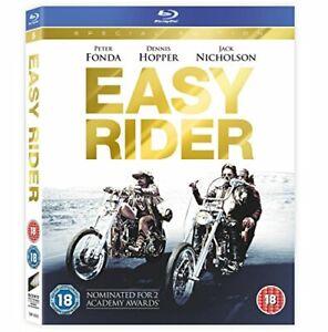 Easy Rider [Blu-ray] [2009] [Region Free] [DVD][Region 2]
