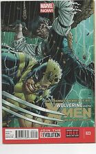 Wolverine and the X-Men #22 and 23 22-VF+ 8.5 2013 Marvel Now See my store