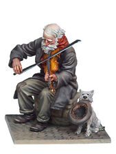 Andrea Miniatures The Old Fiddler Violin Player 54mm Unpainted Model Kit