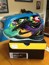 Nike Kobe 8 VIII SYSTEM EASTER 555035 302 VNDS size 10.5