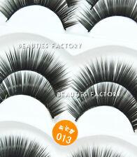 12 Pairs Volumizing Eye Makeup Natural False Fake Eyelashes #478B