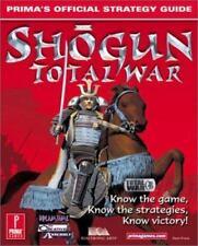 Shogun : Total War : Prima's Official Strategy Guide by Evans, Dean