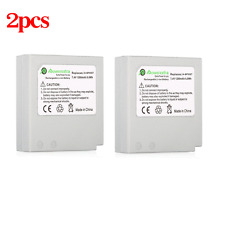 2x IA-BP85ST Camcorder Battery For Samsung SC-HMX10 SC-MX10 SC-MX20 VP-HMX10