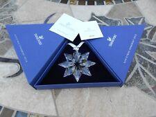 Swarovski Scs 2013 Ornament #5004489 Nib, never displayed, Beautiful ornament