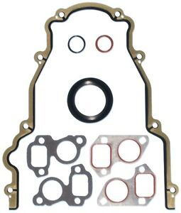 1997 - 2015 Chevy LS 4.8 5.3 5.7 6.0 Engine Timing Cover Gasket Set Mahle JV5158