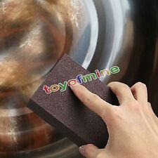 Carborundum Outil De Chaud Magique Lavage Nettoyeur Pinceau Eponge Cuisine Neuf