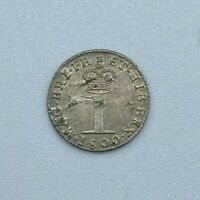 1800  1 One Penny Maundy United Kingdom UK Great Britain    MP154