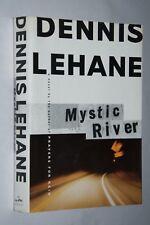 MYSTIC RIVER by Dennis Lehane  First Edition HC/DJ