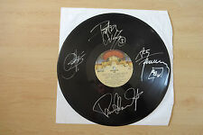 "KISS AUTOGRAFI SIGNED VINILE LP ""DESTROYER"""
