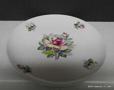 Saji Porcelain China Rose Plate Made in Japan