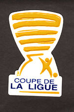 Patch coupe de la ligue Paris marseille lyon PSG OM OL Monaco Iron-on