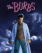 16mm feature-Bird -The Burbs-Tom Hanks english sound