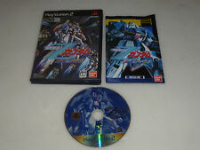 PLAYSTATION PS2 JAPAN IMPORT GAME MOBILE SUIT Z GUNDAM AEUGS CS TITANS COMPLETE
