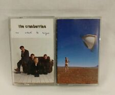 The Cranberries Cassette Tape Lot Bury The Hatchet No Need To Argue Two Pack